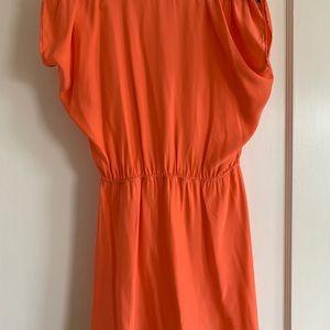 Parker dress- orange